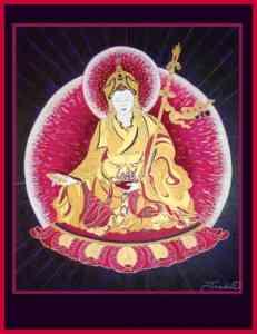 SA-Padmasambhava