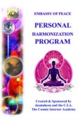 Embassy of Peace – Personal Harmonization Program